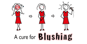 hypnotherapy for blushing