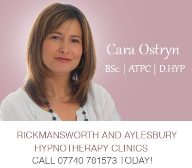 Hypnotherapy Rickmansworth Mobile Logo